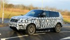 New Range Rover Sport front
