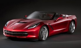 2014 Chevrolet Corvette Stingray Convertible Leaked