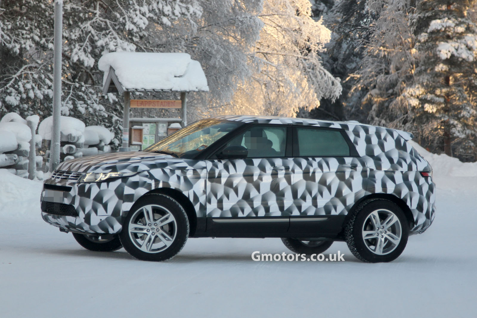 2015 Land Rover Freelander 3 prototype