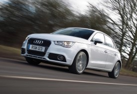 Audi A1 is What Car? Car of the Year 2013 Best Supermini