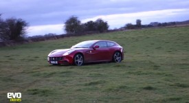 Ferrari FF 2000-mile and Two Week Review by EVO