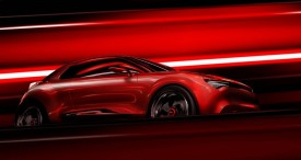 Kia Teases New Concept for Geneva Motor Show