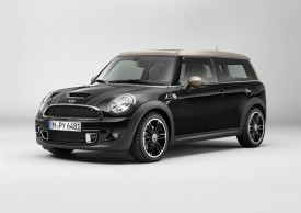 MINI Clubman Bond Street Edition Revealed