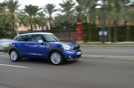 The New 2013 Mini Paceman is Due for Launch