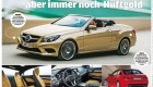 New Mercedes-Benz E-Class Cabriolet