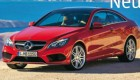 New Mercedes-Benz E-Class Coupe
