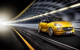 Vauxhall Adam – Popular Choice For Young City Dwellers
