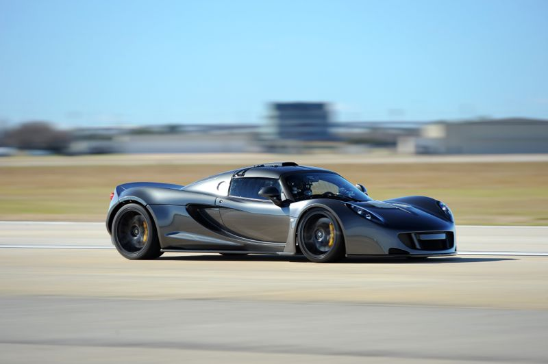 Venom GT Guinnes World Record
