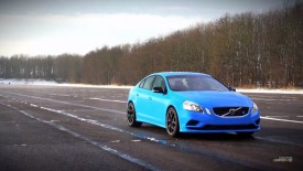 Chris Harris Reviews the One-Off Volvo S60 Polestar Concept [video]
