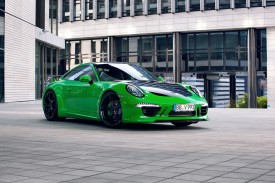 New Porsche 911 Carrera 4S by TechArt Revealed