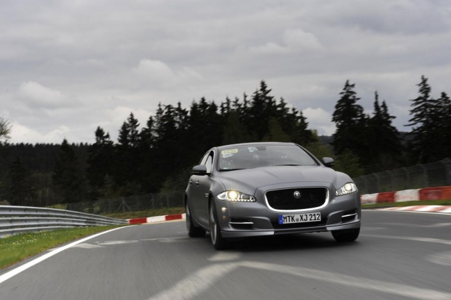 Jaguar XJ Supersport Ring Taxi