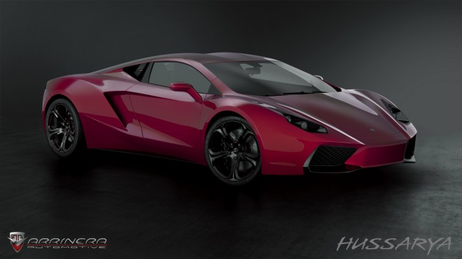 Arrinera Hussarya Supercar From Poland – Pictures & Videos