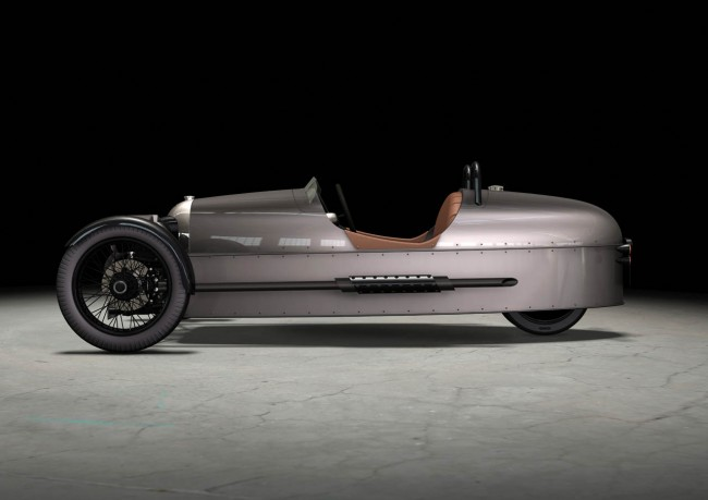 2011 Morgan Threewheeler