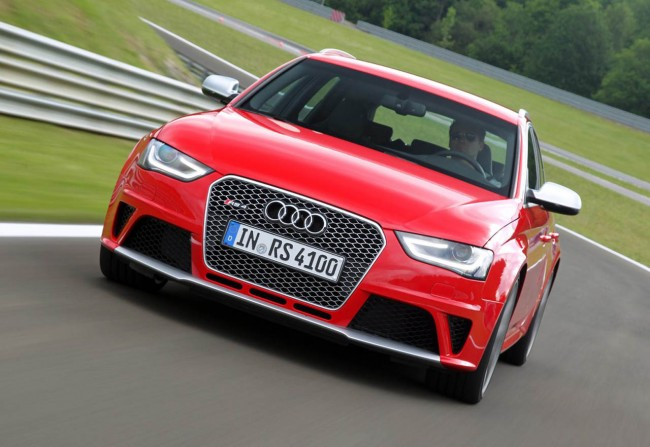 All-new Audi RS 4 Avant Priced From £54,925, First Deliveries In Autumn