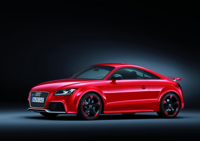 Audi TT RS plus Priced From 48,945