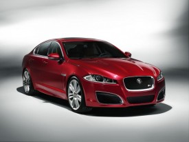 2012 Jaguar XF Debuts At The New York Auto Show