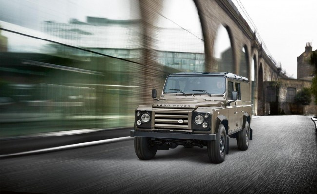 2012 Land Rover Defender XTech Special Edition Priced At £27,995