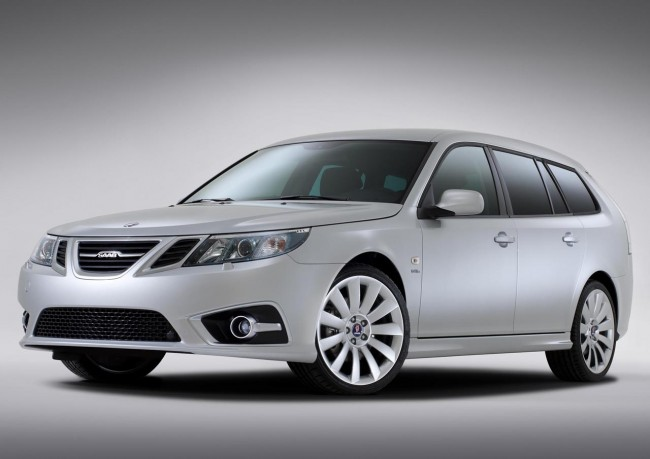Saab 9-3 Facelift Revealed, Refreshed Styling And New Engines
