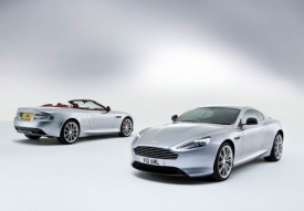 New Aston Martin DB9 Revealed, Priced From 131,995