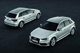 New Audi A3 Sportback Revealed [VIDEO]