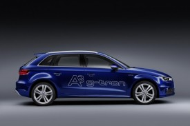 Audi A3 Sportback G-tron With Bi-Fuel Power Revealed