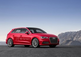 Audi A3 E-tron Plug-in Hybrid Revealed