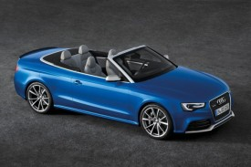 2013 Audi RS5 Cabriolet Revealed [VIDEO]