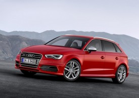 New Audi S3 Sportback Revealed [VIDEO]