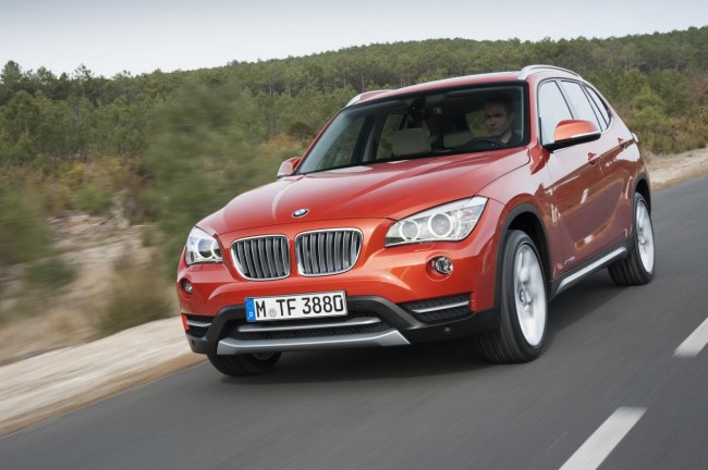 New BMW X1 Priced From £24,660, On Sale From July