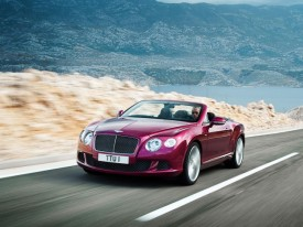 New Bentley Continental GT Speed Convertible Revealed