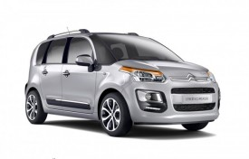 Citroen C3 Picasso Facelift Revealed