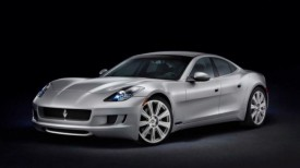 The Destino is a Corvette ZR1 Powered Fisker Karma