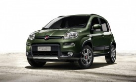 New Fiat Panda 4&#215;4 Revealed Ahead Of Paris Debut
