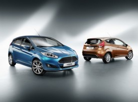 New Ford Fiesta With A Sharper Design Debuts In Amsterdam