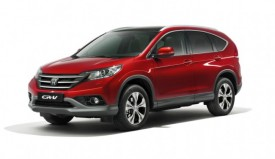 2013 Honda CR-V Priced From £21,395
