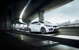 Kia Pro_cee&#8217;d GT Revealed Ahead of Geneva Debut