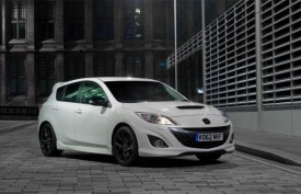 Upgraded Mazda3 MPS Revealed, Priced at £23,995