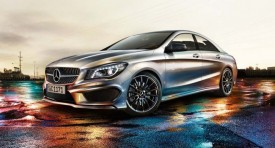 Mercedes CLA Breaks Cover Ahead of Detroit Debut