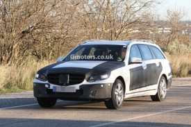 2013 Mercedes E-Class Facelift Saloon, Estate, Coupe and Cabriolet Spied