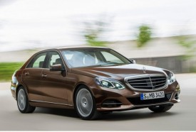 2013 Mercedes E-Class Facelift – First Official Pictures