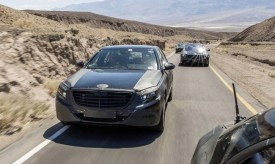 2013 Mercedes-Benz S-Class – First Official Technical Details