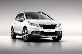 Peugeot 2008 Revealed Ahead of Geneva Debut
