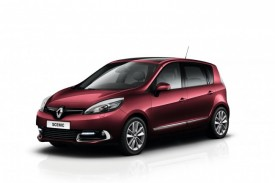Renault Scenic and Grand Scenic Facelifts Revealed