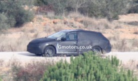 2013 Seat Leon ST Spied for the First Time