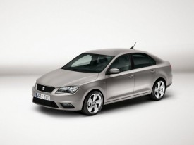 New Seat Toledo Revealed, Market Launch In Early 2013