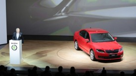 New Skoda Octavia Revealed [VIDEO]