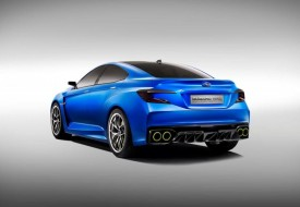 Subaru WRX Concept hints at next-gen WRX [video]