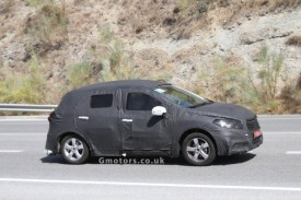 New Suzuki SX4 Spied Hot Weather Testing In Spain