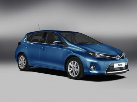 New Toyota Auris Revealed Ahead Of Paris Debut