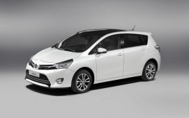 2013 Toyota Verso Revealed